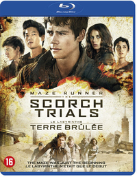 Maze Runner - The Scorch Trials-Blu-Ray