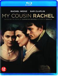 My Cousin Rachel-Blu-Ray