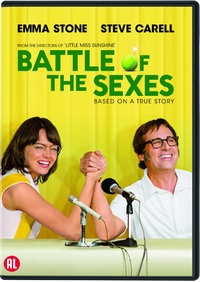 Battle Of The Sexes-DVD