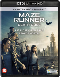 Maze Runner - The Death Cure (4K Ultra HD En Blu-Ray)-4K Blu-Ray