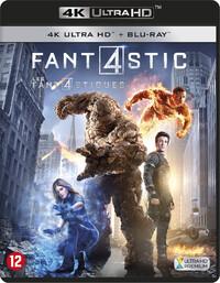 Fantastic 4 (2015) (4K Ultra HD En Blu-Ray)-4K Blu-Ray