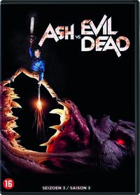 Ash VS Evil Dead - Seizoen 3-DVD