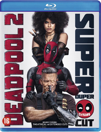 Deadpool 2-Blu-Ray