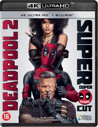 Deadpool 2-4K Blu-Ray