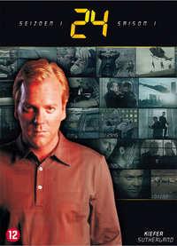 24 - Seizoen 1-DVD