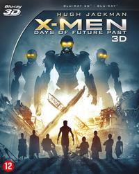 X-Men - Days Of Future Past (3D En 2D Blu-Ray)-3D Blu-Ray