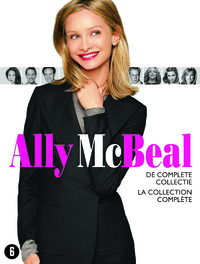 Ally McBeal - De Complete Collectie-DVD