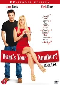 What's Your Number-DVD
