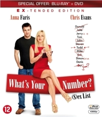 What's Your Number-Blu-Ray