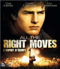 All The Right Moves-Blu-Ray