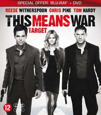 This Means War-Blu-Ray