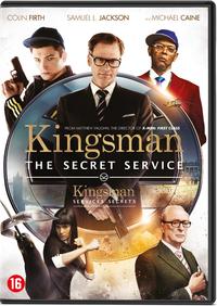Kingsman: The Secret Service-DVD