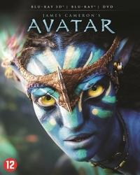 Avatar (3D En 2D Blu-Ray + DVD)-3D Blu-Ray