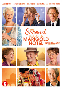 The Second Best Exotic Marigold Hotel-DVD