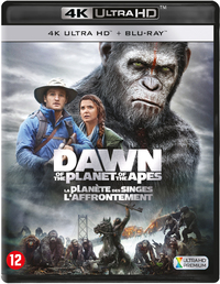Dawn Of The Planet Of The Apes (4K Ultra HD En Blu-Ray)-4K Blu-Ray
