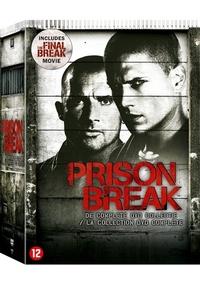 Prison Break - Complete Collection-DVD