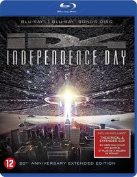Independence Day (20th Anniversary)-Blu-Ray