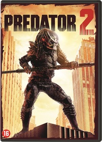 Predator 2-DVD