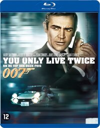 You Only Live Twice-Blu-Ray