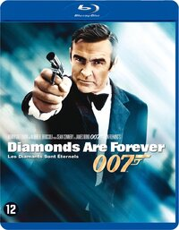 Diamonds Are Forever-Blu-Ray