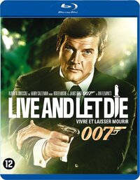 Live And Let Die-Blu-Ray
