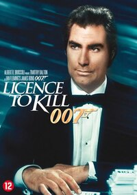Licence To Kill-DVD