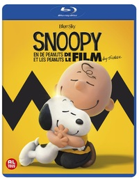 Snoopy & Charlie Brown: De Peanuts Film-Blu-Ray