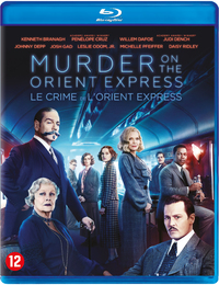 Murder On The Orient Express-Blu-Ray