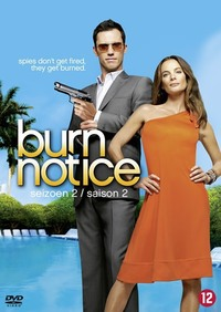 Burn Notice - Seizoen 2-DVD