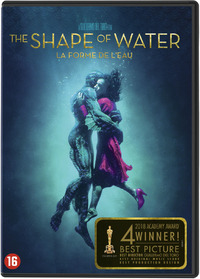 The Shape Of Water-DVD