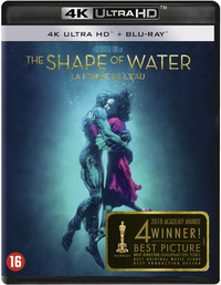 The Shape Of Water (4K Ultra HD En Blu-Ray)-4K Blu-Ray