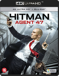 Hitman - Agent 47-4K Blu-Ray