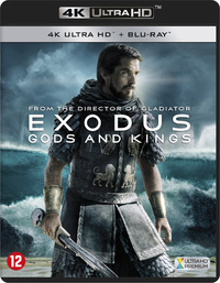 Exodus - Gods And Kings (4K Ultra HD En Blu-Ray)-4K Blu-Ray