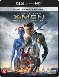 X-Men - Days Of Future Past (4K Ultra HD + Blu-Ray)-4K Blu-Ray
