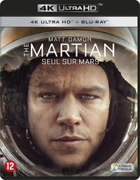 The Martian (4K Ultra HD En Blu-Ray)-4K Blu-Ray