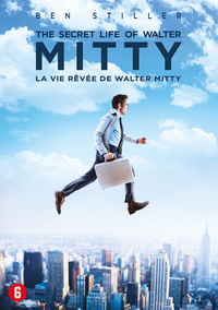 The Secret Life Of Walter Mitty-DVD