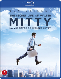 The Secret Life Of Walter Mitty-Blu-Ray