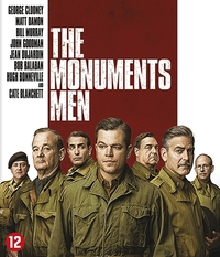 Monuments Men-Blu-Ray