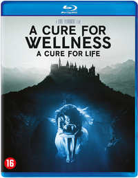 A Cure For Wellness-Blu-Ray