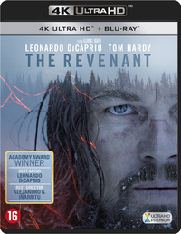 The Revenant (4K Ultra HD En Blu-Ray)-4K Blu-Ray