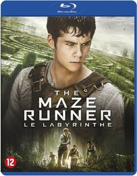 The Maze Runner-Blu-Ray