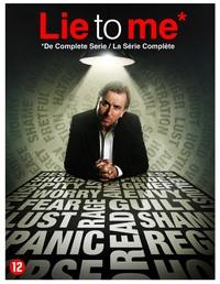 Lie To Me - De Complete Collectie-DVD