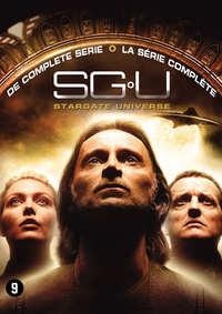 Stargate Universe - Complete Collectie-DVD