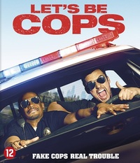 Let's Be Cops-Blu-Ray