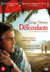 The Descendants-DVD