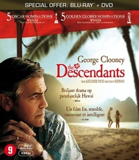 The Descendants-Blu-Ray