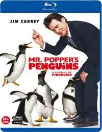 Mr Popper's Penguins-Blu-Ray