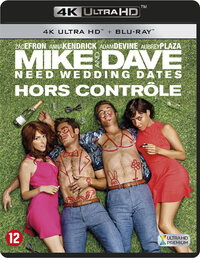 Mike And Dave Need Wedding Dates (4K Ultra HD En Blu-Ray)-4K Blu-Ray
