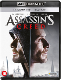 Assassin's Creed (4K Ultra HD En Blu-Ray)-4K Blu-Ray