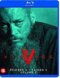 Vikings - Seizoen 4 - Deel 2-Blu-Ray